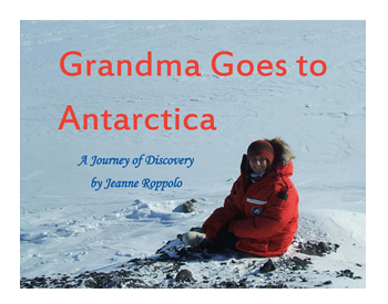 Grandman Goes to Antarctica